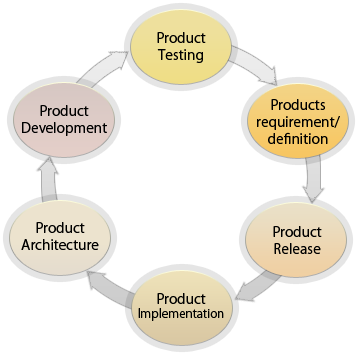 Product architecture design and development process